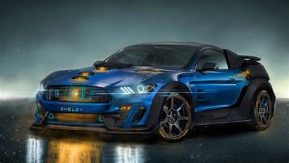 Mustang Ford Cars Racing Shelby Sport Gt350r