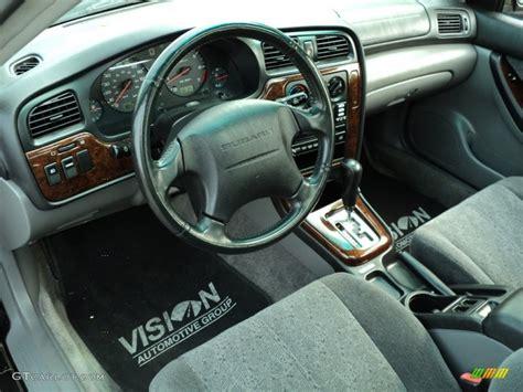 subaru legacy black interior 2000 subaru legacy gt wagon interior photo 53223188