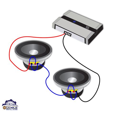 Subwoofer Series Parallel Wiring Diagram subwoofer wiring guide mobile install guide