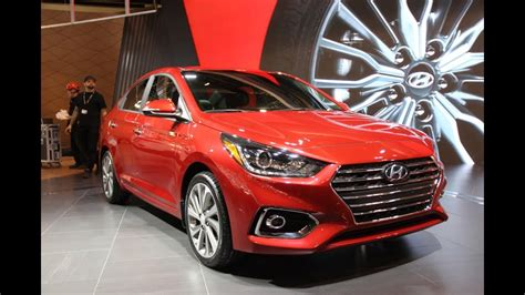 2019 Hyundai Accent Sedan First Look, Spy Shots, New