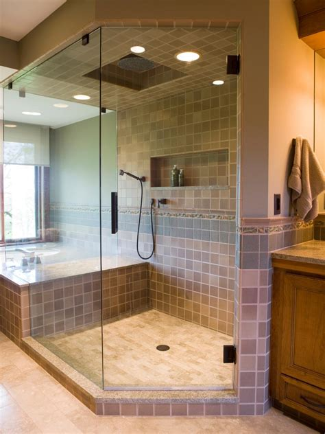 frameless sliding shower door 24 glass shower bathroom designs decorating ideas