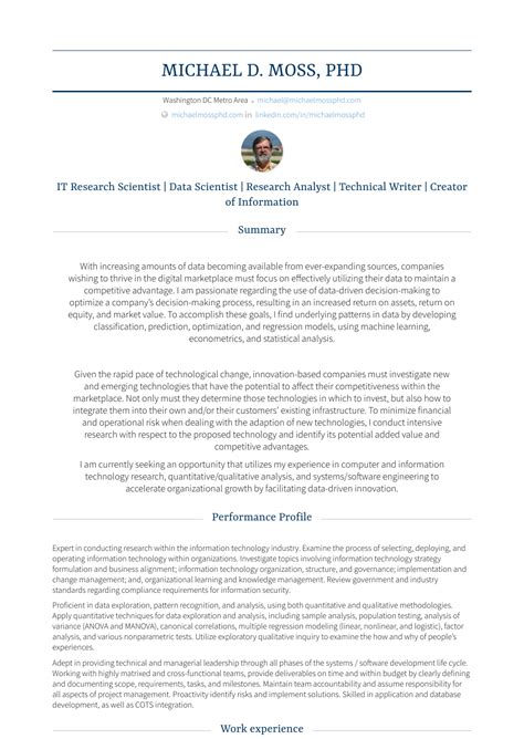 Technical Writer Resume by Technical Writer Resume Sles Templates Visualcv