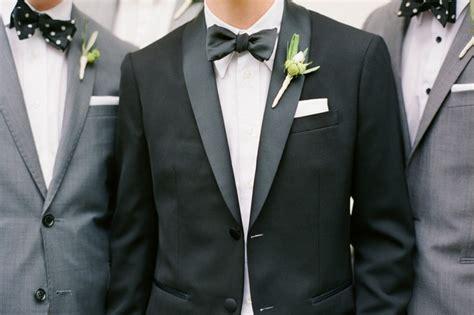 Grey Suits For Groomsmen