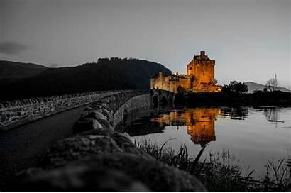 Scotland Castle Wallpapers Desktop Highlander Theme Backgrounds