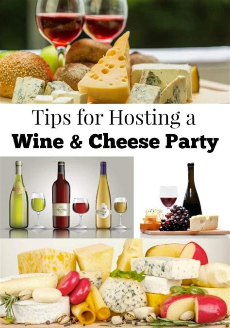 Tips For Hosting A Wine And Cheese Pairing Party