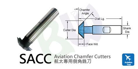 mills aerospace chamfer cutters aviation tool