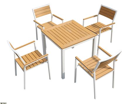 aluminum outdoor polywood furniture myx 15362 buy