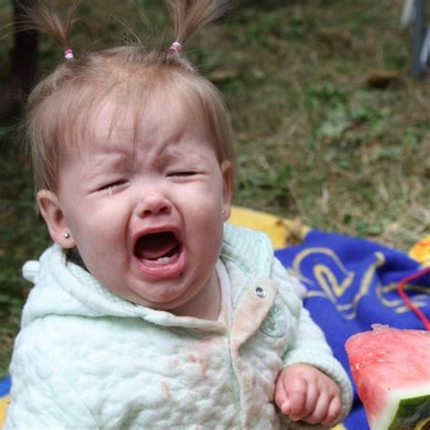 cutest crying baby pictures parenting