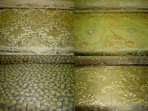 Discount Designer Silk Fabric For Home Decor At Schindler's