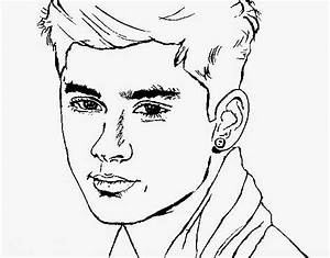 One Direction Printable Coloring Pages