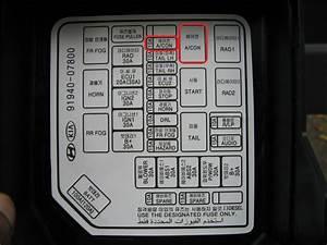 Autosportswiring  Toyota Sequoia 2002 Fuse Panel Diagram
