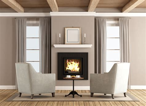 avoid fake fireplaces early times