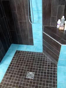 Meuble Salle De Bain Turquoise. beautiful salle de bain turquoise ...