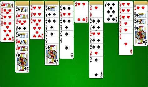 Two Suit Spider Solitaire Strategy by Spider Android Apps On Play