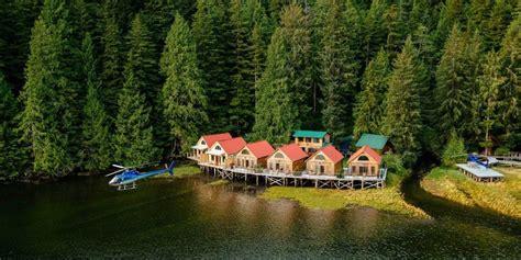 wilderness bay nimmo resort canada national lodge geographic bc wild luxury coast west cabins unique