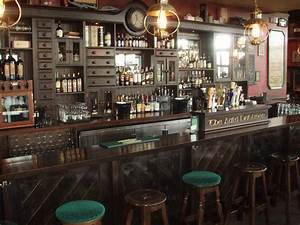 Here's to the Irish Pub -- the kind of place that reminds