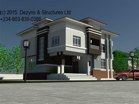 4 Bedroom Duplex (a New Dimension To Nigerian Architecture