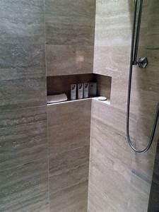 Niche De Douche : salle d 39 eau r aliser une niche dans la douche pour y ~ Premium-room.com Idées de Décoration