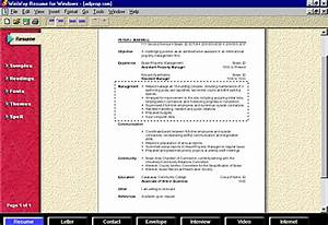 Winway resume software free for Winway resume free download