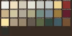 Exterior Concrete Paint Colors