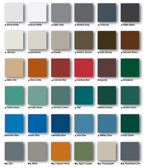 colors of metal roofs how to the right metal roof color consumer guide