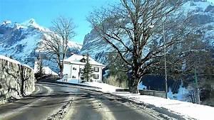 Switzerland 107 (Camera on board): Grindelwald (BE) in ...