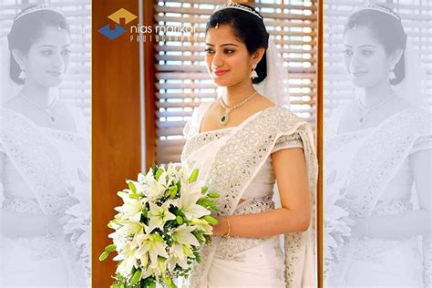 Kerala Christian Brides Dressing Picture
