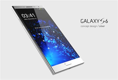 samsung galaxy s6 phone samsung galaxy s6 design concept phones