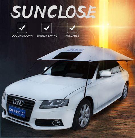 Sunclose Car Umbrella,hail Protection Car Cover,car Sun