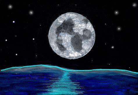 moon esahubble
