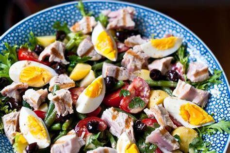 accessoirs cuisine recette salade niçoise