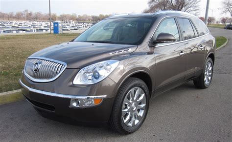 2011 Buick Enclave Colors by 2011 Buick Enclave Information And Photos Zombiedrive