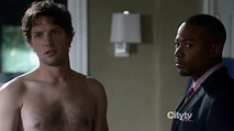 Michael Cassidy in 'Scandal' episode 1×03 | Male Celeb News