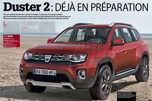 Nouveau Dacia Duster 2017 : futur dacia duster images dans auto plus ~ Gottalentnigeria.com Avis de Voitures