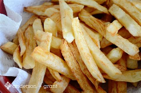 Home Made Fries by Fries Grant