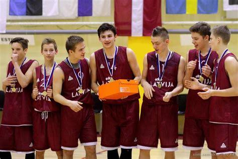 U16 puiši: Eiropas čempionātā ar Spāniju, Itāliju un Zviedriju   Latvijas Basketbola savienība