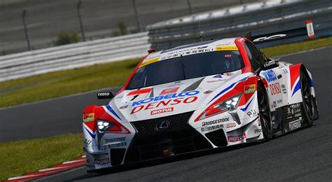 lexus racing team lexus lc 500 super gt