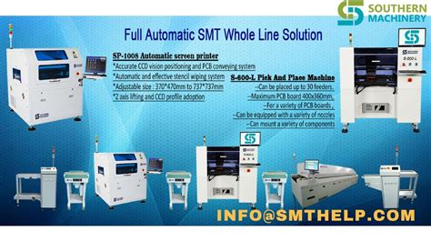 Smt Solutions For Electronic Manufacturing Led Pcb