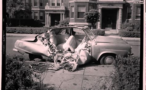 rare vintage automobile accident pictures youtube