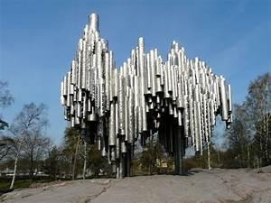 Panoramio - Photo of Sibelius Monument. Helsinki, Finland.
