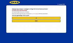 Ikea Gutschein Versandkosten : whatsapp ikea gutschein f hrt zu datenklau und abofallen pc magazin ~ Orissabook.com Haus und Dekorationen