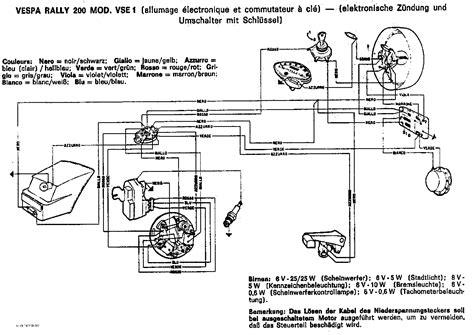 vespa wiring schematics makassar independent scooter