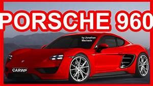 Photoshop  200 000 2019 Porsche 960 4wd Mid