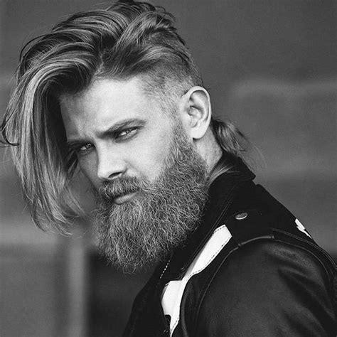 viking hairstyles  men inspiring ideas