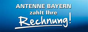 Radio Regenbogen Wir Zahlen Ihre Rechnung : antenne bayern zahlt ihre rechnung antenne bayern ~ Themetempest.com Abrechnung