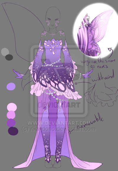 fairy adoptable bonus design  rika dono  deviantart