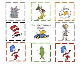 Dr. Seuss Printable Worksheets Free