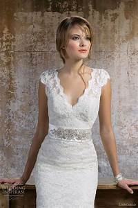 ivory colored wedding dress for older second time bride With 2nd time wedding dresses