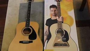 Adam Levine First Act Guitar Review