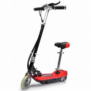E Scooter Zulassung Deutschland : electric scooter with seat 120w red ~ Jslefanu.com Haus und Dekorationen